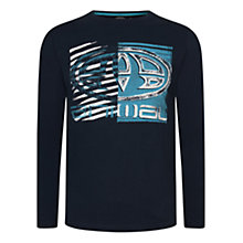 Buy Animal Boys' Board Logo Long Sleeve T-Shirt Online at johnlewis.com