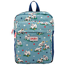 Buy Cath Kidston Kids' Star Dog Medium Backpack, Multi Online at johnlewis.com