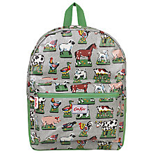 Buy Cath Kidston Kids' Home Farm Backpack, Multi Online at johnlewis.com