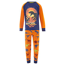 Buy John Lewis Boy Jurassic World Pyjamas, Sky Online at johnlewis.com