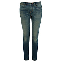 Buy Karen Millen Vintage Skinny Jeans, Denim Online at johnlewis.com