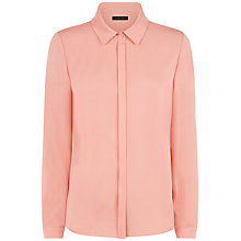Buy Jaeger Silk Soft Shirt Online at johnlewis.com