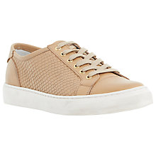 Buy Dune Everlyn Flat Lace Up Trainers Online at johnlewis.com