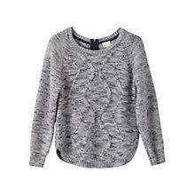 Buy East Cable Knit Jumper, Ivory Online at johnlewis.com