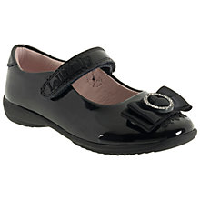 Buy Lelli Kelly Adele Leather Shoes, Black Online at johnlewis.com