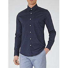 Buy Reiss Verde Point Collar Shirt Online at johnlewis.com