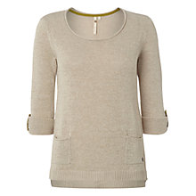 Buy White Stuff Barnie Jumper, Natural Online at johnlewis.com