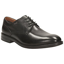 Buy Clarks Chilver Hi GTX Leather Shoes Online at johnlewis.com