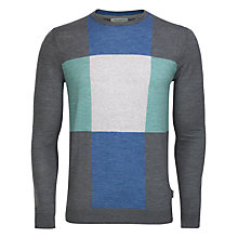 Buy Ted Baker Cheka Colour Block Meriono Jumper Online at johnlewis.com