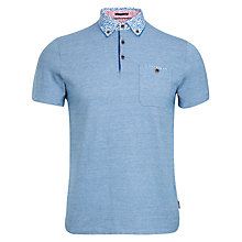Buy Ted Baker Skylaar Printed Collar Polo Shirt Online at johnlewis.com