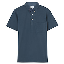 Buy Jigsaw Fine Cotton Pique Polo Shirt Online at johnlewis.com