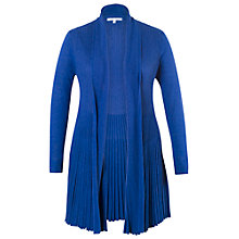 Buy Chesca Shawl Collar Flared Cardigan Online at johnlewis.com