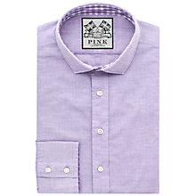 Buy Thomas Pink Bailey Plain Super Slim Fit Shirt Online at johnlewis.com
