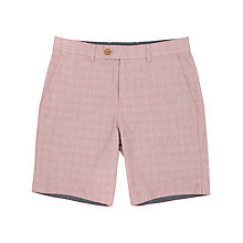 Buy Ted Baker Ronica Check Shorts Online at johnlewis.com