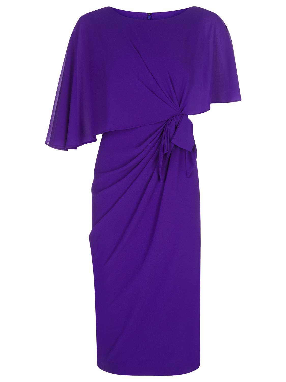 jacques vert one layer tie dress bright purple, jacques, vert, layer, tie, dress, bright, purple, jacques vert, 12|18|20|16|14|10, women, womens dresses, gifts, wedding, wedding clothing, female guests, 1929791
