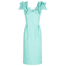 Buy Jacques Vert Neck Detail Shift Dress Online at johnlewis.com