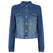 Buy Warehouse Pleat Front Jacket Online at johnlewis.com