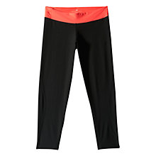 Buy Adidas Ultimate Fit 3/4 Running Tights Online at johnlewis.com