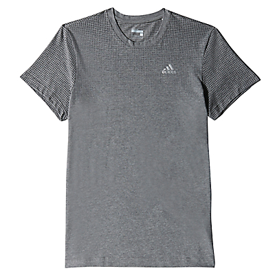 Adidas Aeroknit Training T-Shirt, Grey