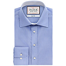 Buy Thomas Pink Bawden Stripe Slim Fit Shirt Online at johnlewis.com