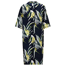 Buy Warehouse Jungle Palm Shirt Jacket, Multi Online at johnlewis.com