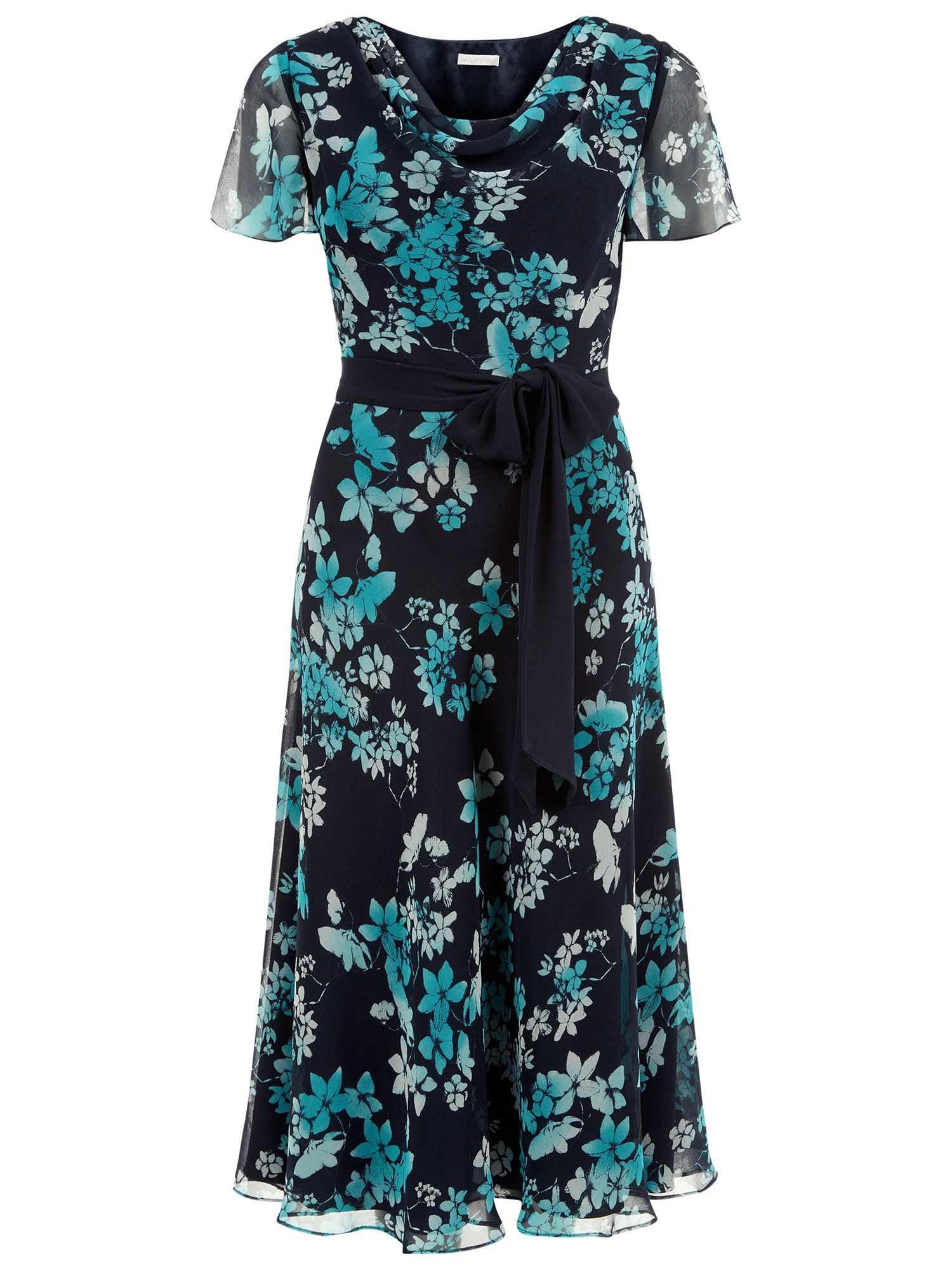 jacques vert butterfly flower prom dress multi/navy, jacques, vert, butterfly, flower, prom, dress, multi/navy, jacques vert, 16|12|14|10|8|22|18|24|20, women, plus size, womens dresses, new in clothing, 1921726