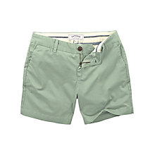 Buy Fat Face Modern Chino Shorts, Light Birch Online at johnlewis.com