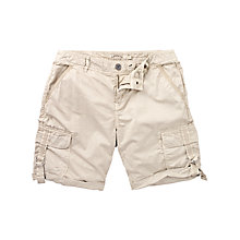 Buy Fat Face Combat Turn Up Shorts Online at johnlewis.com