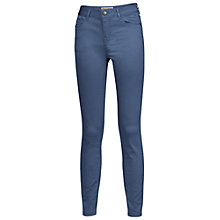 Buy Fat Face Jeggings, Devon Blue Online at johnlewis.com