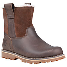 Buy Timberland Asphalt Trail Chest Ridge Boots, Brown Online at johnlewis.com