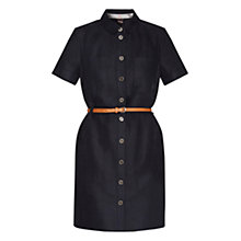 Buy Barbour Leaderfoot Dress, Navy Online at johnlewis.com