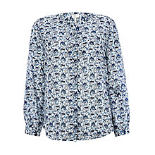 Buy Joie Volette Top, Porcelain Online at johnlewis.com