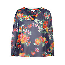 Buy Joie Axcel Top, Dark Navy Online at johnlewis.com