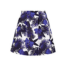 Buy Minimum Print Skirt, Patriot Blue Online at johnlewis.com