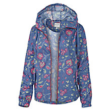 Buy Fat Face Cribbar Garden Jacket, Dark Chambray Online at johnlewis.com