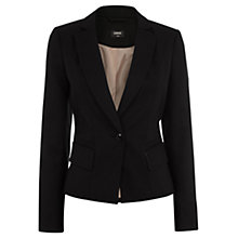 Buy Oasis Kate Jacket, Black Online at johnlewis.com