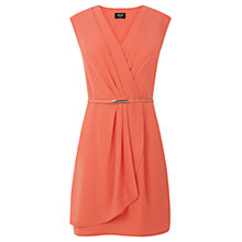 Buy Oasis Crepe Wrap Dress Online at johnlewis.com