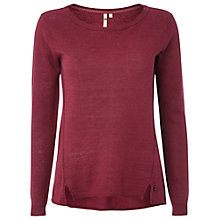 Buy White Stuff Paradissa Knit Sweater, Coral Reef Online at johnlewis.com