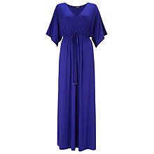 Buy Phase Eight Kirsty Kimono Maxi Dress, Iris Online at johnlewis.com