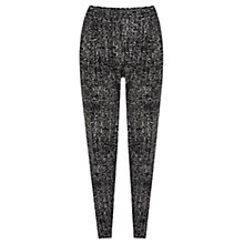 Buy Oasis Print Jersey Trousers, Multi Online at johnlewis.com