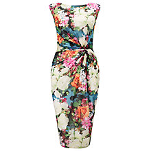 Buy Phase EIght Fonteyn Printed Mesh Dress, Multi Online at johnlewis.com