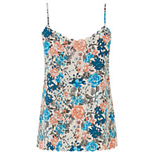 Buy Oasis Oriental Scallop Camisole, Multi Online at johnlewis.com