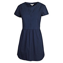Buy Fat Face Salcombe Tunic, Navy Online at johnlewis.com