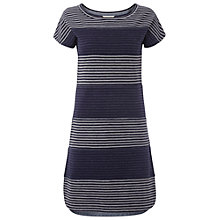 Buy White Stuff Nicole Dress, Oyster Blue Online at johnlewis.com