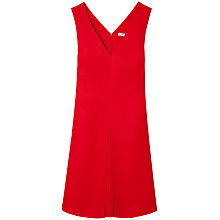 Buy Gerard Darel Aloevera Dress, Red Online at johnlewis.com