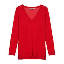 Buy Gerard Darel Anywhere Jumper, Red Online at johnlewis.com