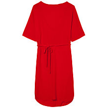 Buy Gerard Darel Atoll Dress, Red Online at johnlewis.com