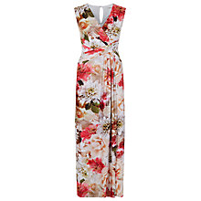 Buy Kaliko Floral Bouquet Maxi Dress, Multi Online at johnlewis.com