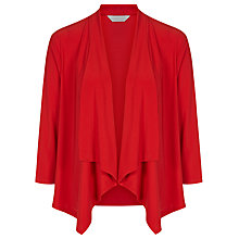 Buy Windsmoor Cover Up Top, Bright Red Online at johnlewis.com