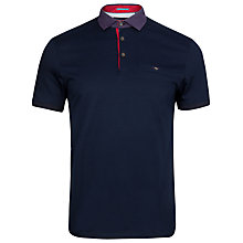 Buy Ted Baker Gabes Polo Shirt, Navy Online at johnlewis.com